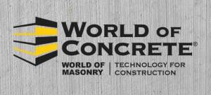 World of Concrete Logo