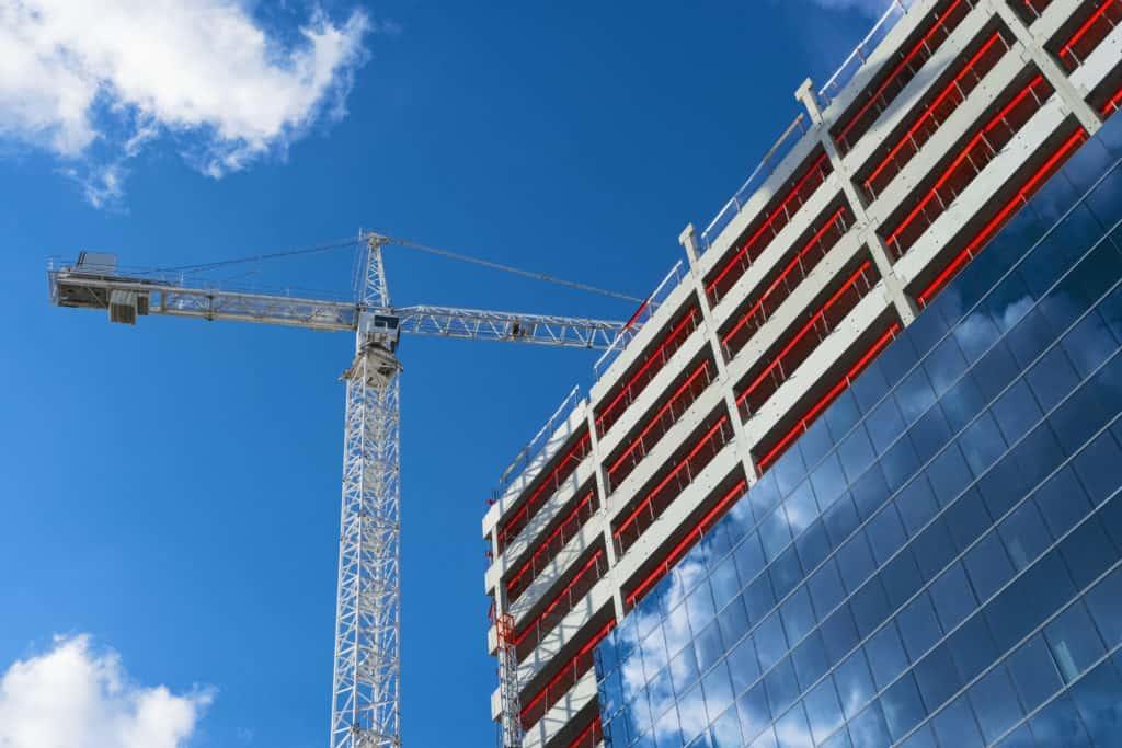 apartment building construction cost breakdown