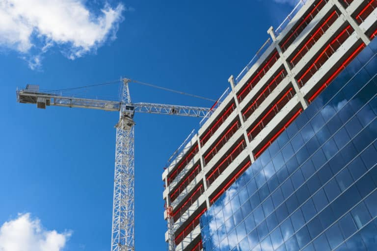 apartment building construction cost breakdown