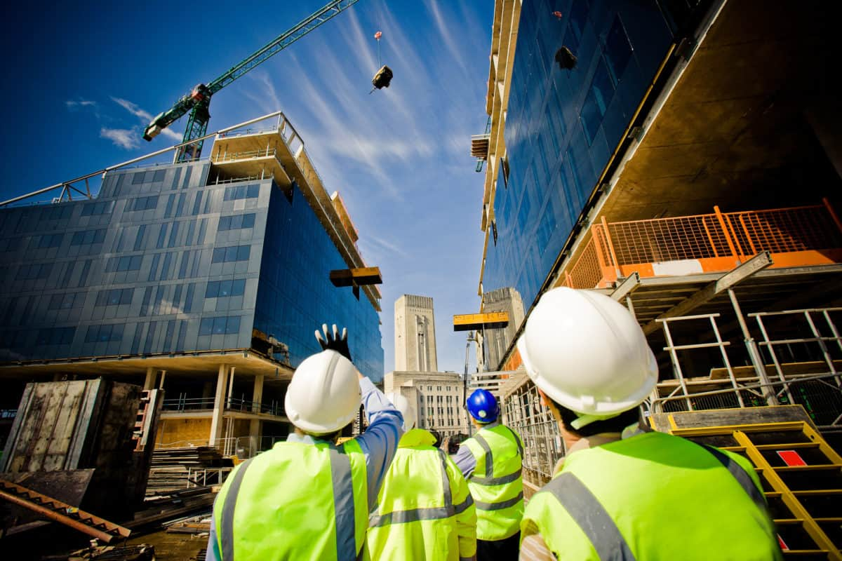 office building construction costs per square foot
