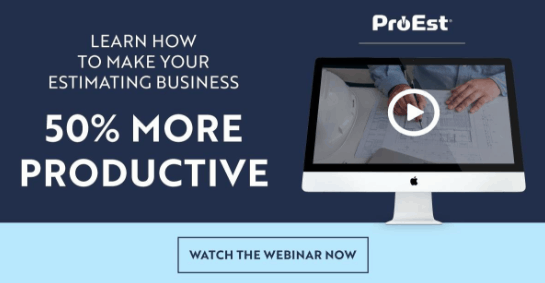 Make Your Estimating Business More Productive - Free Webinar