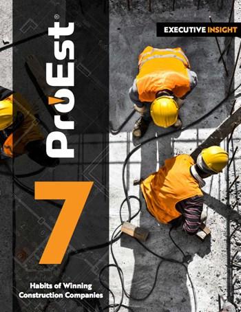 7 hábitos de las empresas constructoras ganadoras