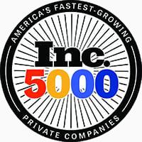 Inc. 5000 Icono