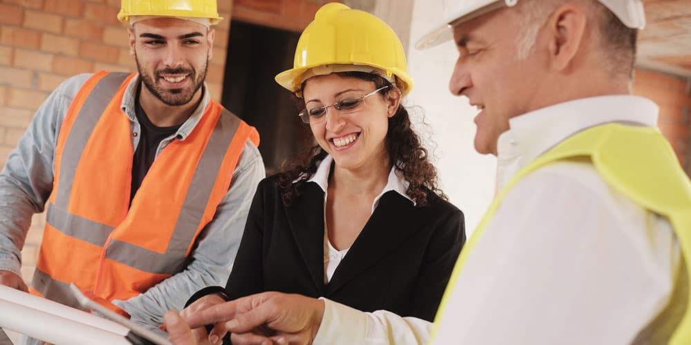 4 pasos para alinear su equipo de construcción para un rendimiento máximo