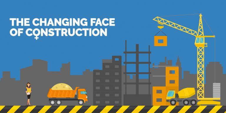 La cara cambiante de la construcción