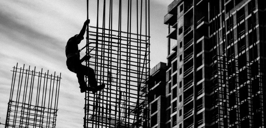 Carga laboral en la construcción