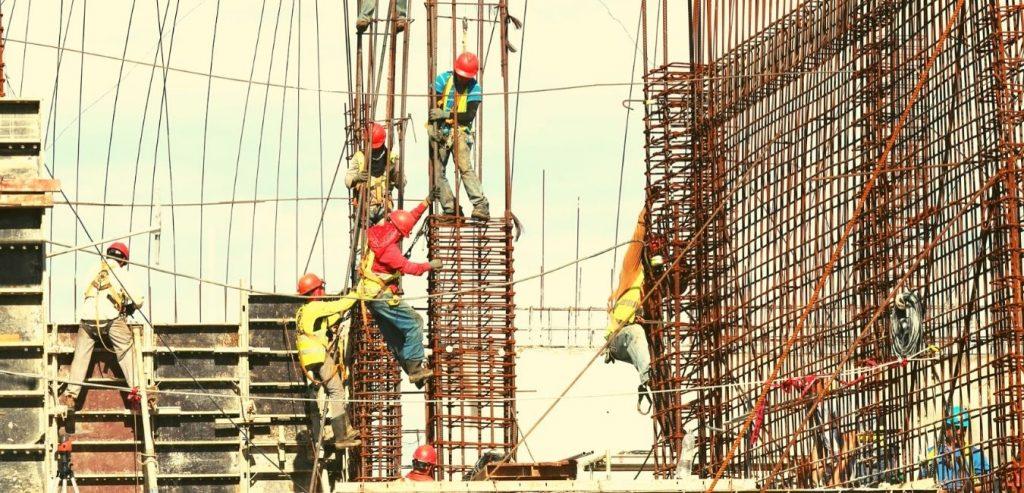 approvisionnement en construction