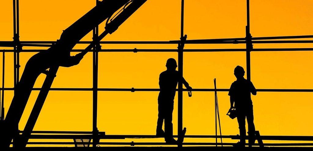livraison de projets de construction
