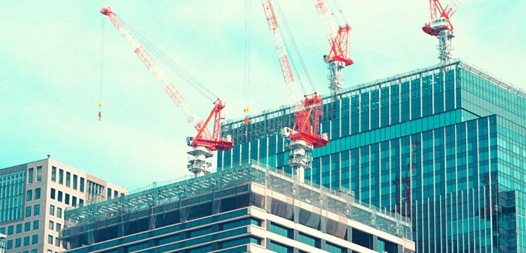 coûts de construction commerciale par pied carré
