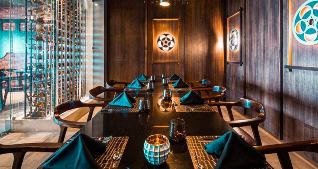 Resort Dinner Table