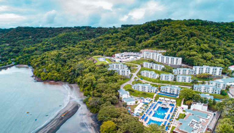 IHD Group resort construction project