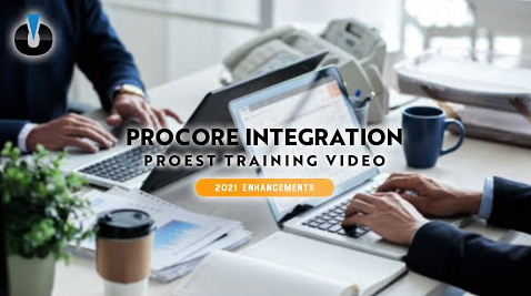 ProEst and Procore Offer New Levels of Product Alignment and Integration